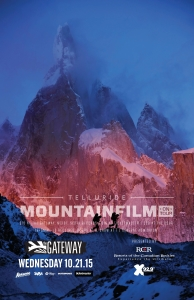 Mountain Film Fest Poster