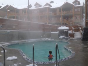 Mountain spirit resort pool