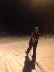 Nordic Skiing in Kimberley